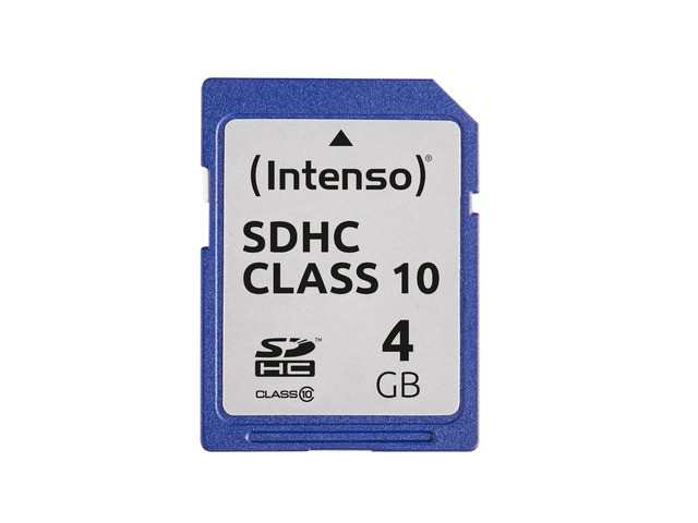 Karta pamięci SDHC 4GB class 10
