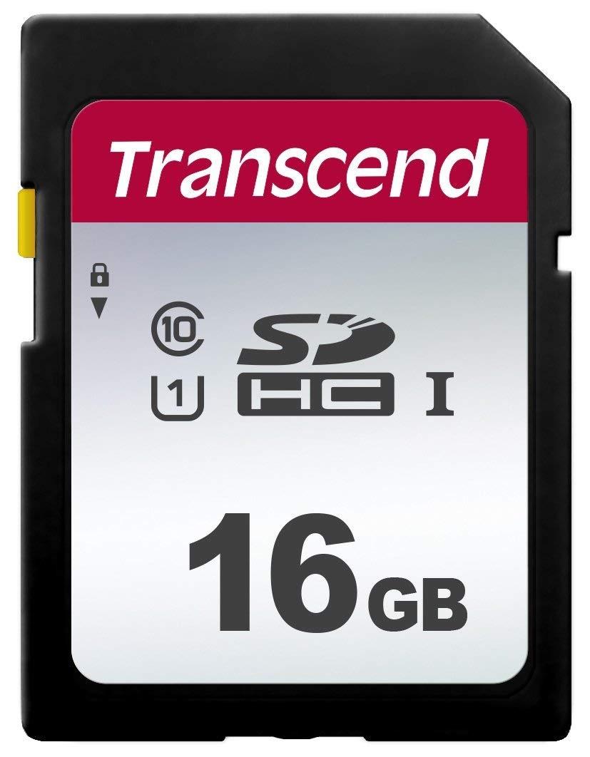 Karta pamięci SDXC/SDHC 300S 16GB
