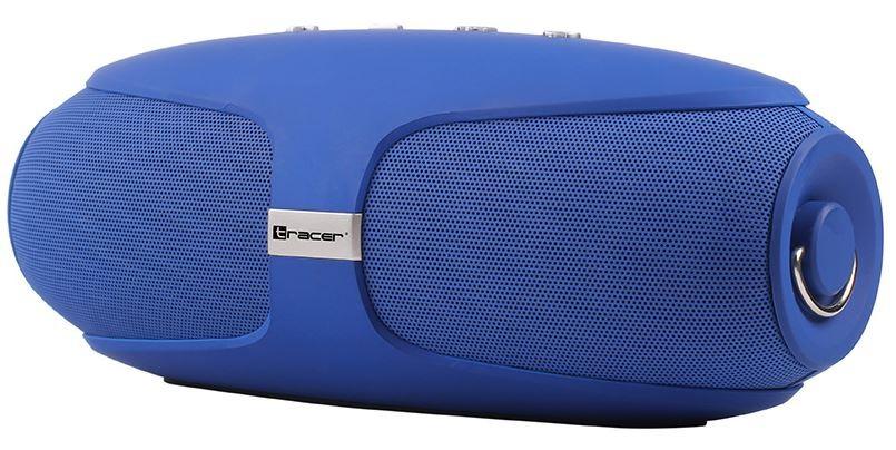 Głośnik Warp Bluetooth Niebieski