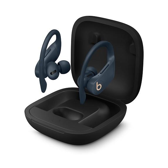 Słuchawki douszne bezprzewodowe Powerbeats Pro - Totally Wireless - granatowe