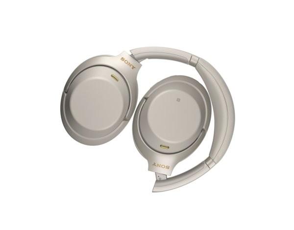 Słuchawki WH-1000XM3 srebrne (redukcja szumu)