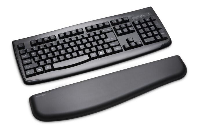 Podkładka pod nadgarstek ErgoSoft dla klawiatur standardowych