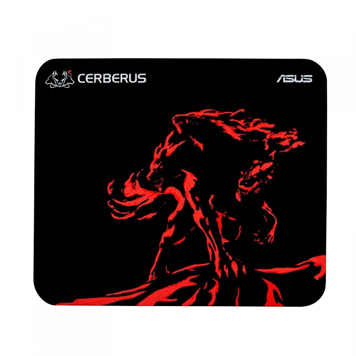 ROG Cerberus Mat Mini Black/RED 250x200x2mm
