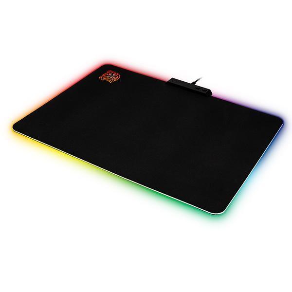 Podkładka pod mysz Tt eSPORTs - DRACONEM RGB Hard Edition