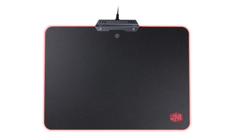 Podkładka pod mysz RGB Hard Podświetlana dla graczy