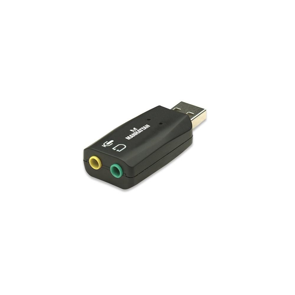Karta dźwiękowa Hi-Speed USB 3-D