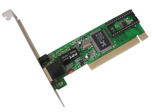 Karta sieciowa Fast Ethernet 10/100 PCI