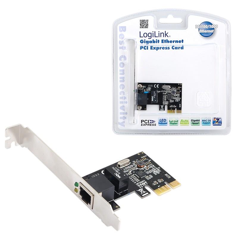 Karta sieciowa Gigabit PCI Express