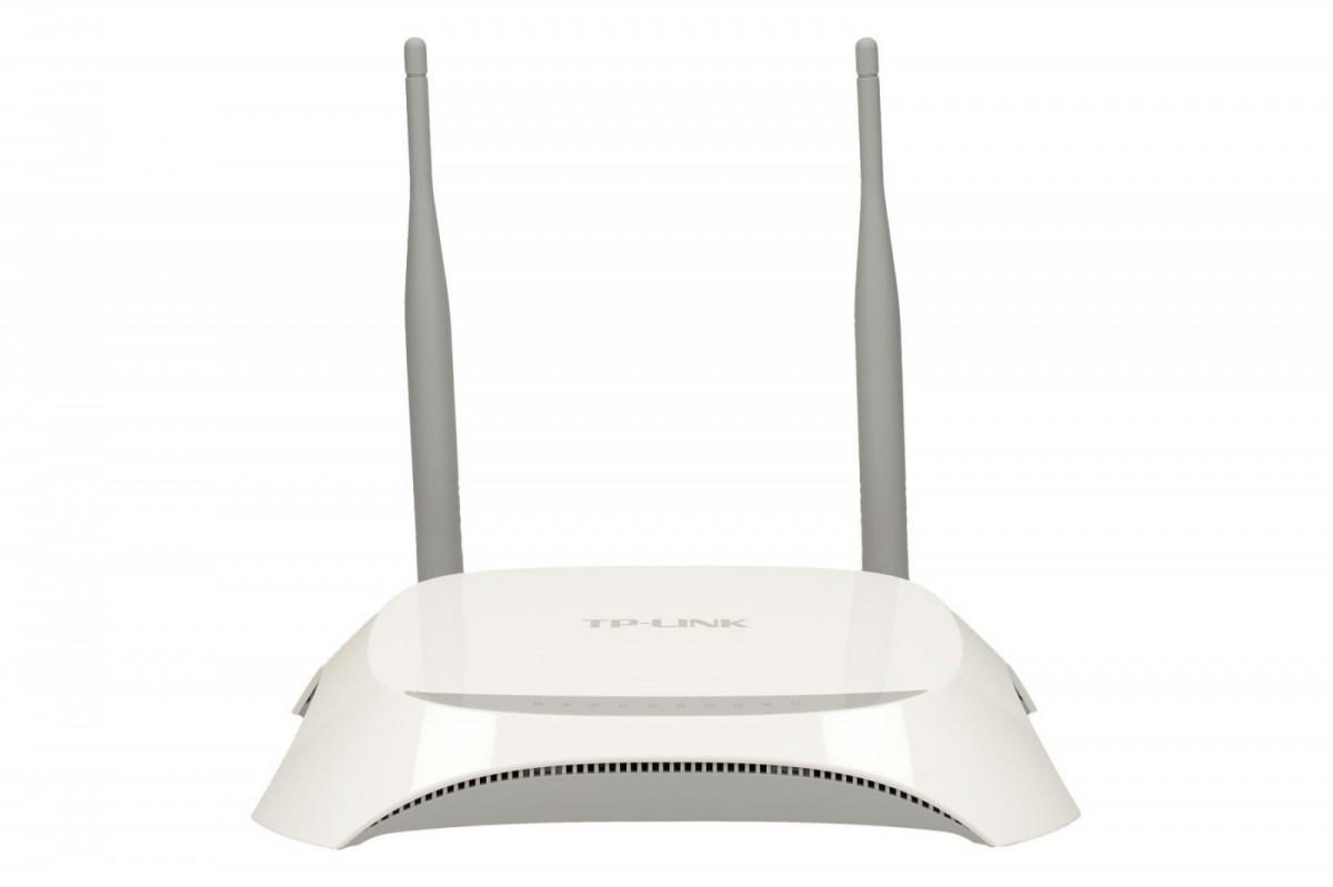 MR3420 router xDSL WiFi N300/3G 4xLAN 4x10/100 1xWAN 1xUSB (na modem)