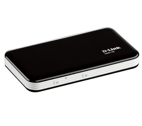 DWR-730 Mobilny Router z akumulatorem 3G HSPA+ WiFi