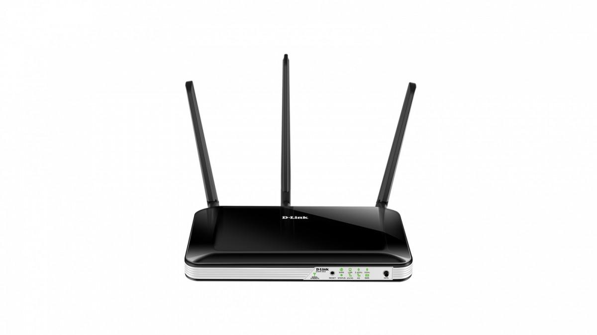 Router 4xLAN 1xWAN 4G LTE DWR-953