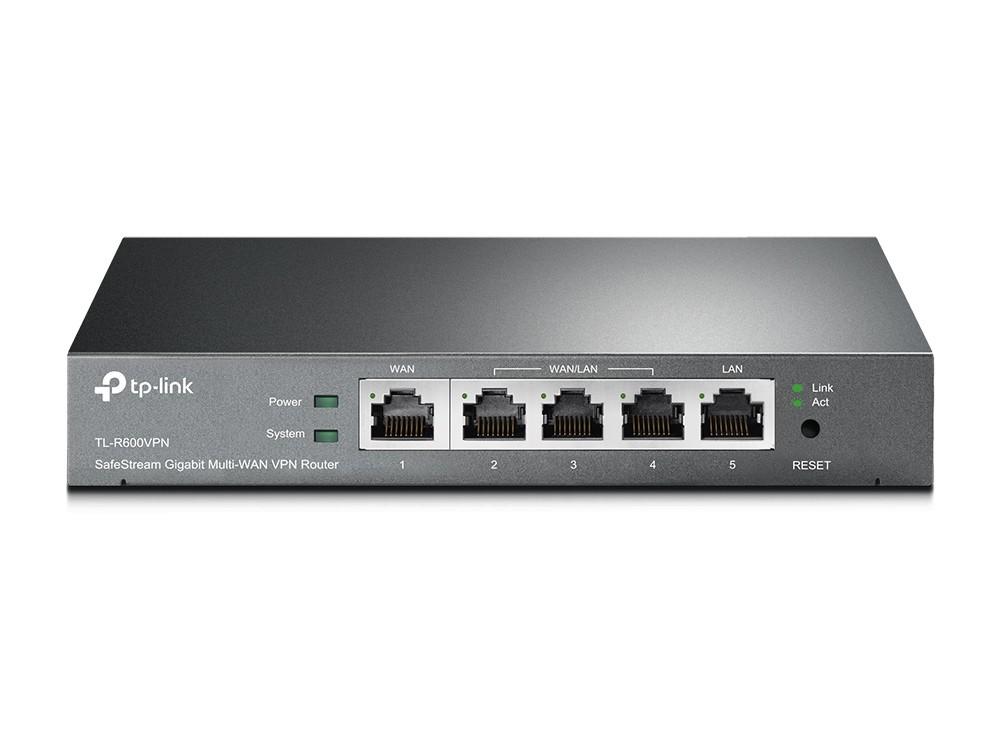 R600VPN router xDSL 1xWAN 4xLAN DMZ VPN