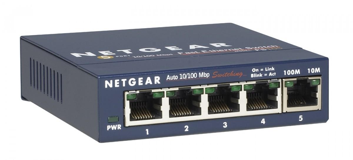 Switch Unmanaged 5xFE - FS105
