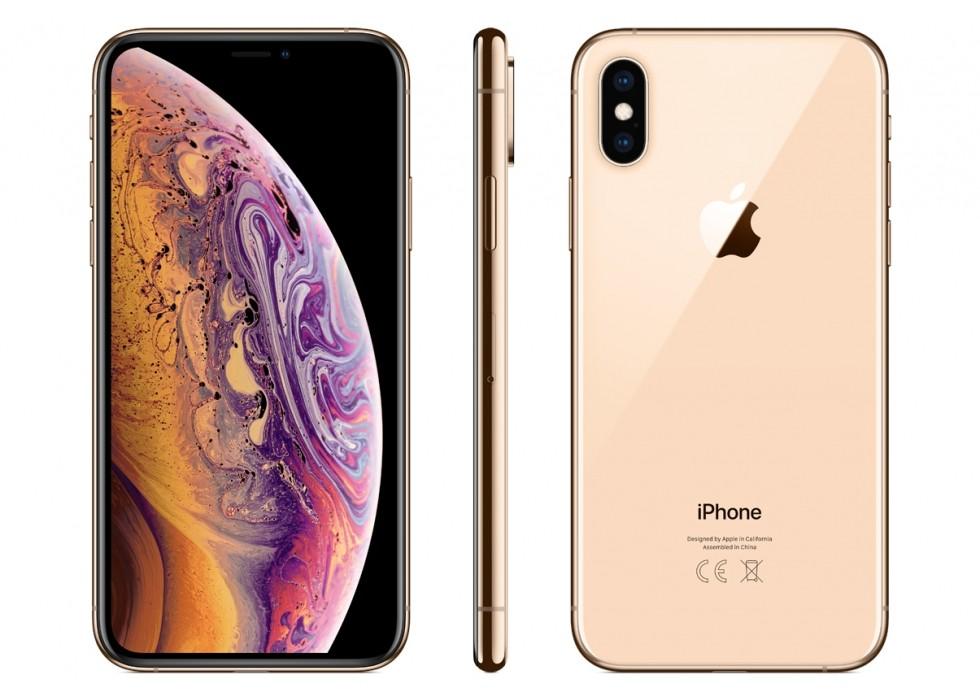iPhone XS 256GB Złoty