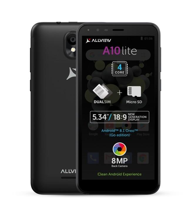 Smartfon A10 Lite 3G Dual Sim 5.34 cala 2/16GB czarny