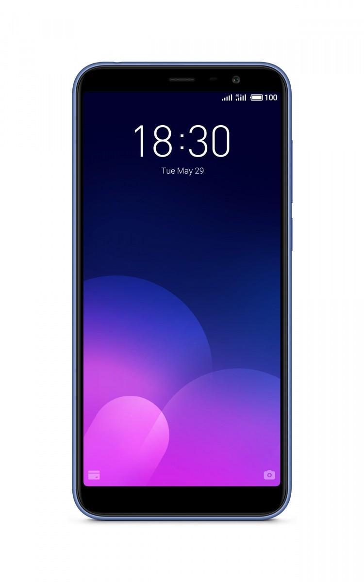 Smartfon M6T 3/32 GB niebieski