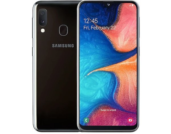 Smartfon GALAXY A20e DS 3/32GB Czarny