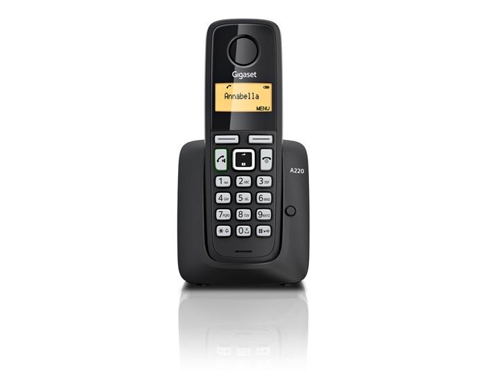 GIGASET Telefon DECT A220 bezprzewodowy