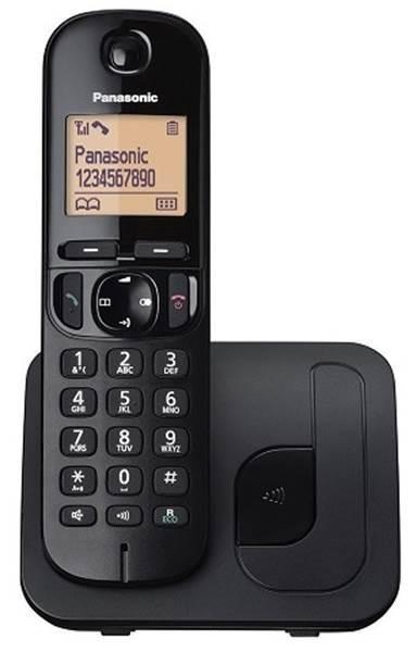 Telefon KX-TGC210 Dect Black