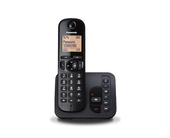 Telefon KX-TGC220 Dect Czarny