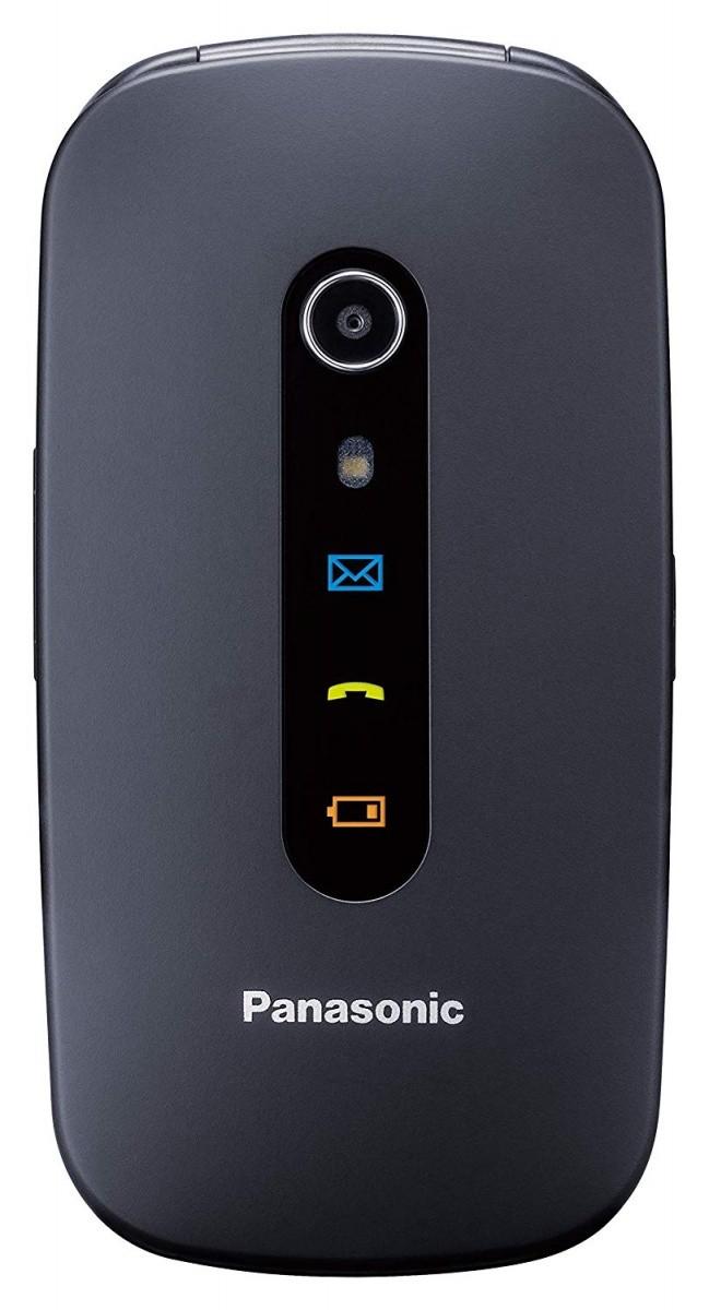 Telefon dla seniora KX-TU466 czarny