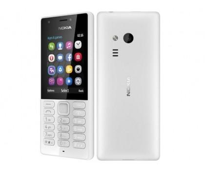 Telefon komórkowy 216 Dual Sim Szary