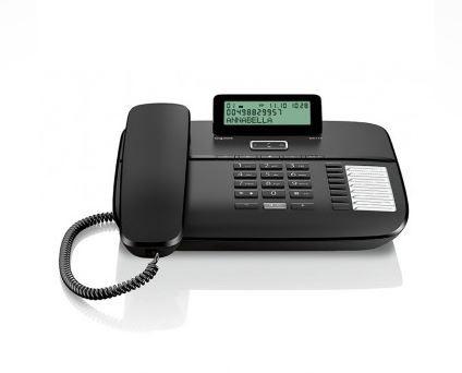 Gigaset Telefon DA710 Black