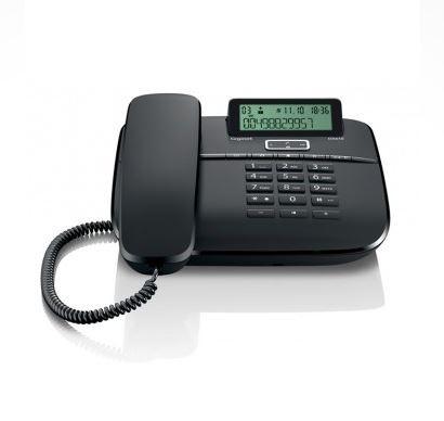 Gigaset Telefon DA610 Black