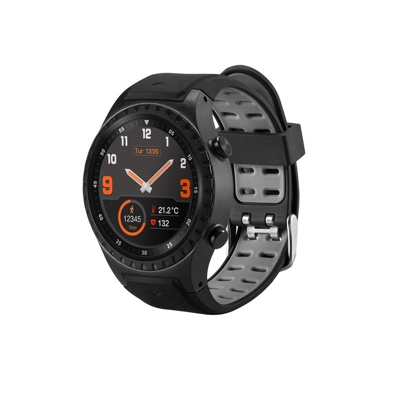 Smartwatch z pulsometrem i GPS SW302