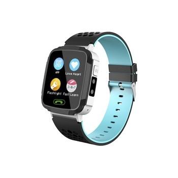 Smartwatch FunKid czarno-biały