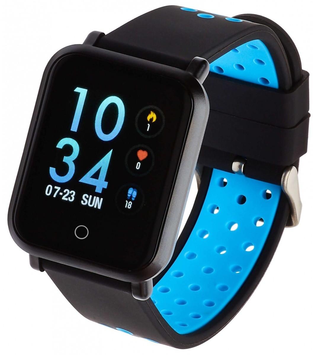 Smartwatch Sport 17 Plus niebieski
