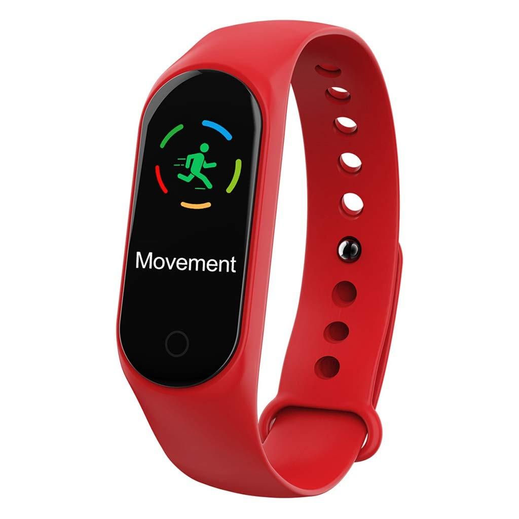 Smartband Fit 7 Plus czerwony