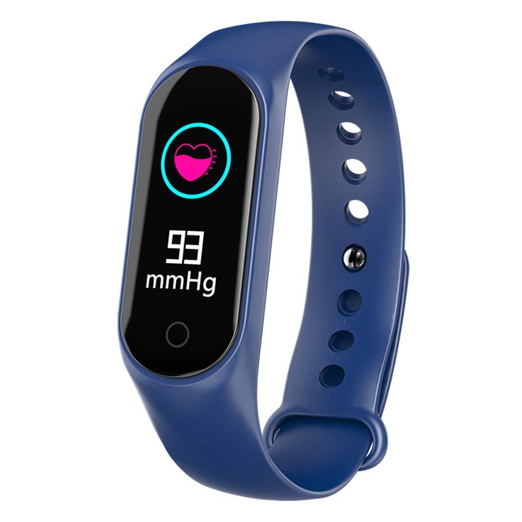 Smartband Fit 7 Plus niebieski