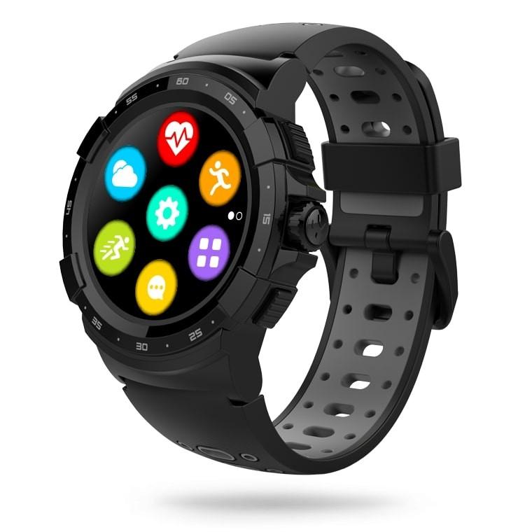 Smartwatch Zesport2 czarny/szary