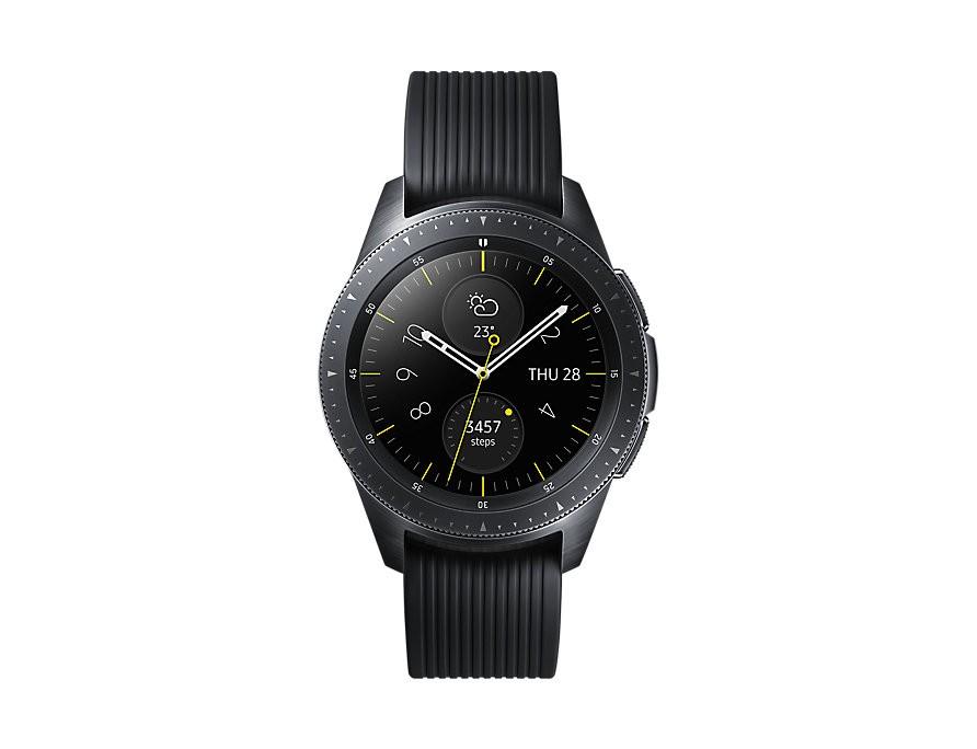 Smartwatch Galaxy Watch R810 42 mm czarny