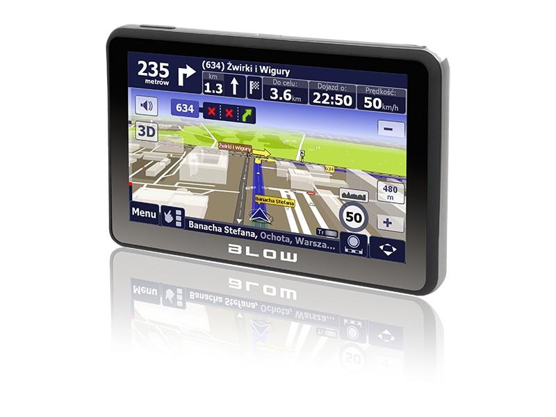 GPS590 SIROCCO 8GB EUROPA