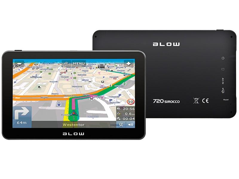 GPS720 SIROCCO 8GB EUROPA