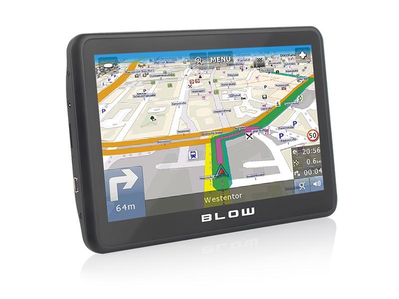 Nawigacja GPS70V 8GB Europa