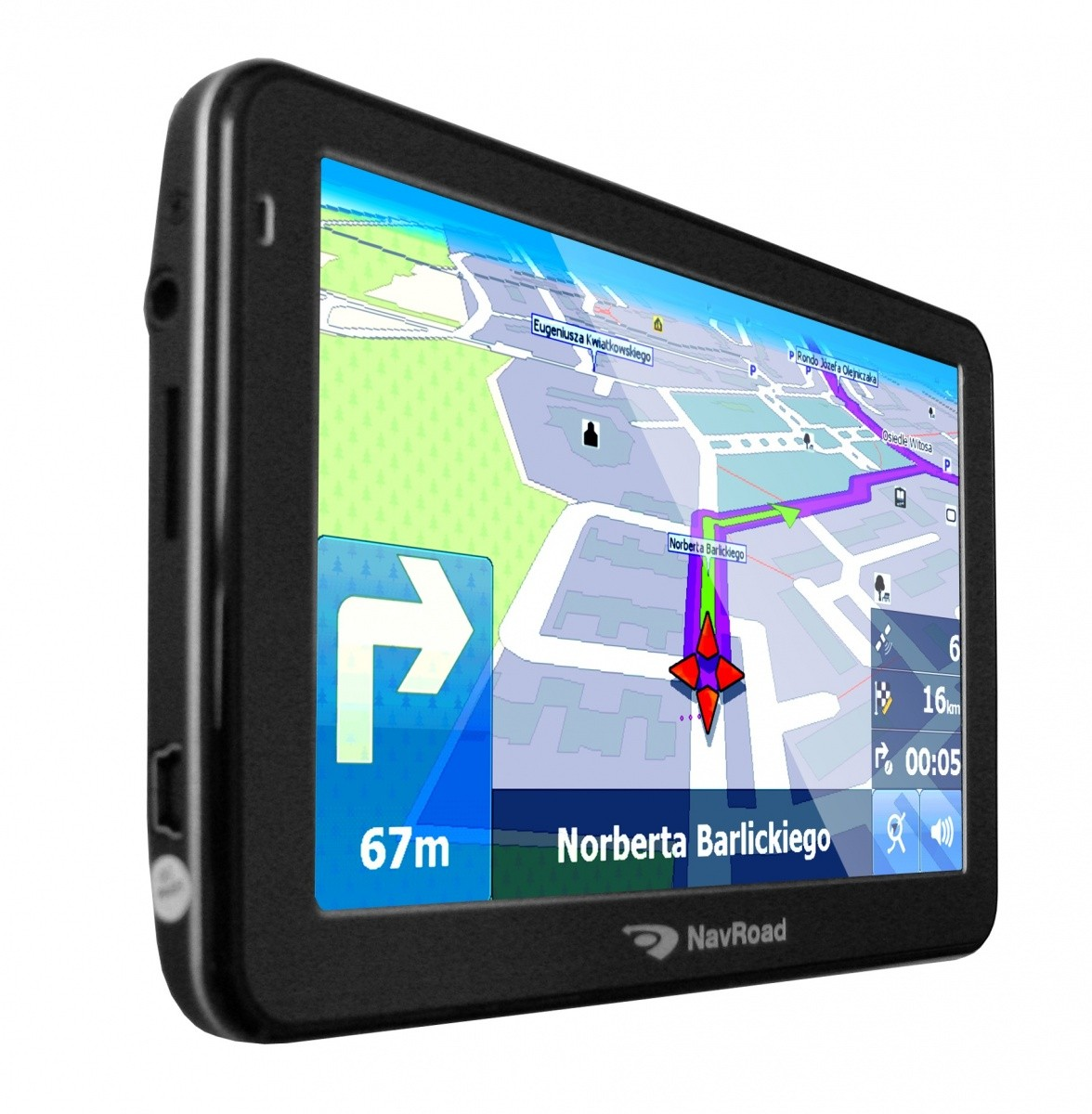 DRIVE HD Navigator FREE EU