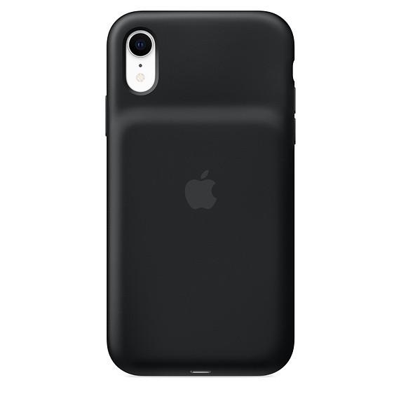 Etui Smart Battery Case do iPhonea XR - czarne