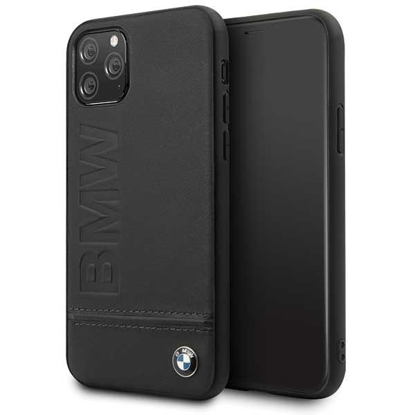 Etui hardcase BMHCN61LLSB iPhone 11 czarny Signature