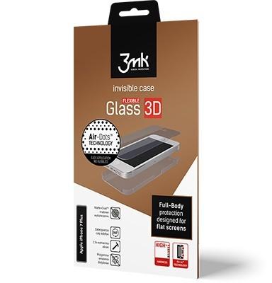 FlexibleGlass 3D iPhone X szkło hybrydowe + folia na tył