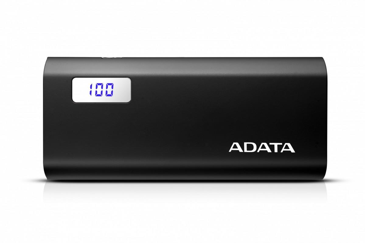 ADATA Power Bank P12500D 12500mAh 2A czarny