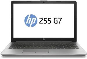 """HP 255 G7 6MQ59EA 15.6""""FHD AG/A9-9425/8GB/256GB M.2 SATA SSD/DVD/Asteroid Silver/DOS"""