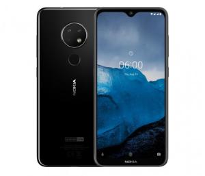 Nokia 6.2 DS 4/64 Czarny błysk