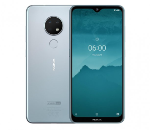 Nokia 6.2 DS 4/64 Srebrny