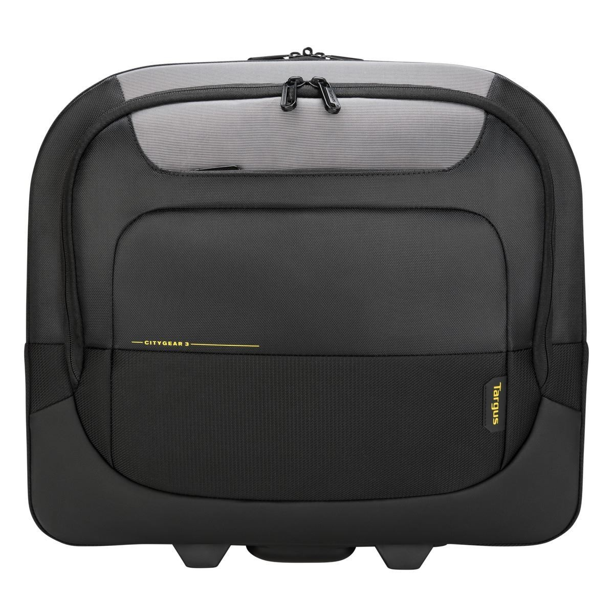 Torba na kółkach do laptopa CityGear 15-17.3cala czarna
