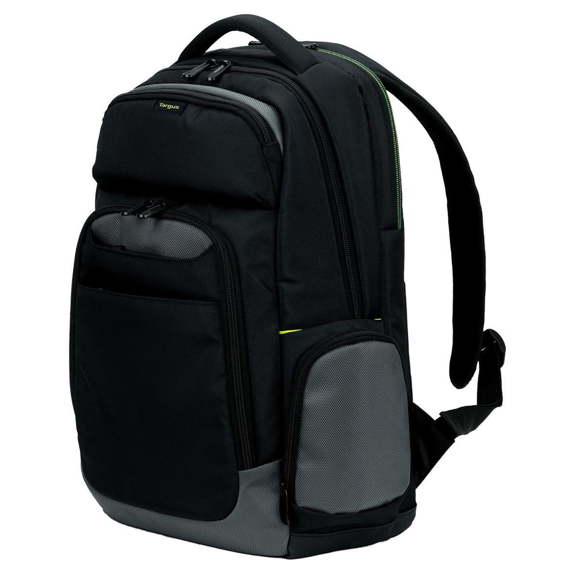 "CityGear 17.3"" Laptop backpack Black"