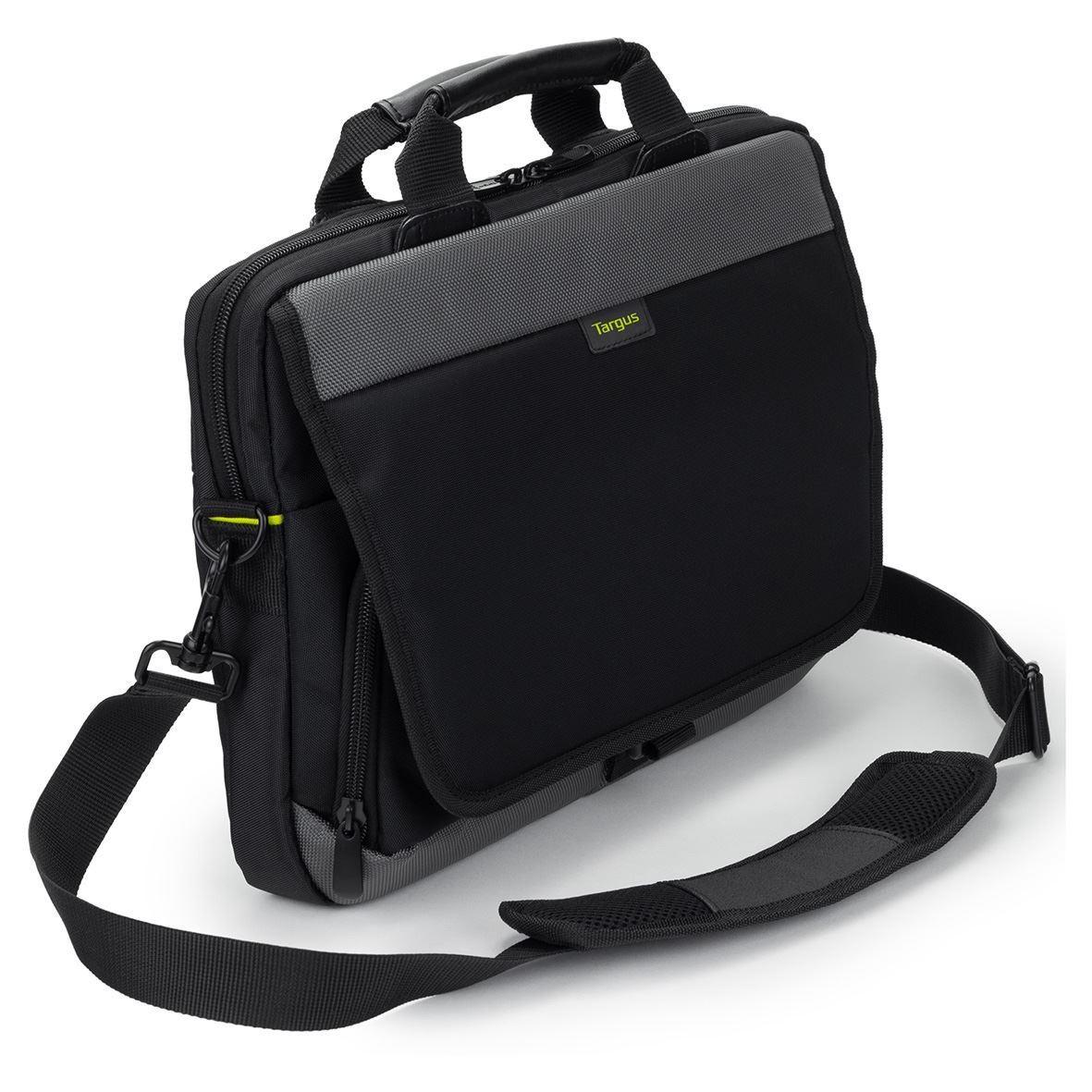 "CityGear 10-12"" Laptop Slim Topload Black"