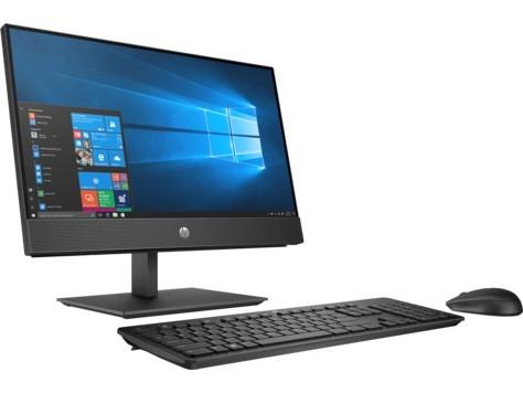 Komputer biznesowy ProOne 600AIO G5 i5-9500 256/8GB/DVD/W10P 7PF29EA